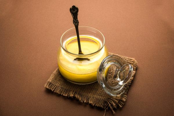 beurre clarifié indien